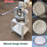 Diviseur électrique neuf de la pâte de machine de découpage de diviseur de la pâte de grande capacité de modèle plus rond