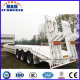 가격 50 톤 판매를 위한 낮은 반 침대 트레일러 60 톤