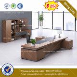 Tabella di legno personalizzata dell'ufficio esecutivo di MFC della parte superiore (HX-8NE018)