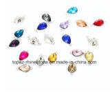 Rhinestone ювелирных изделий повелительниц шарма Rhinestone диаманта женщин падения 10*14mm ожерелья способа кристаллический для Costume красотки