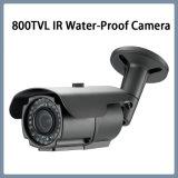 Camera van de Kogel van kabeltelevisie van de Veiligheid van de Kogel van kabeltelevisie van het toezicht 800tvl IRL de Waterdichte (W26)