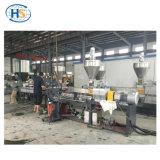 Pelotilla plástica del LDPE del HDPE del PE de Haisi PP que hace la máquina del estirador