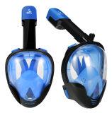 太字のダイビングマスクのシリコーン180度のスノーケルマスク