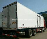 Foton 8X4 сверхмощный Refrigerated Van 30 свежей еды тонн тележки перехода