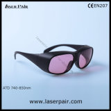 740 - 850нм O. D 5+ и 780 - 830нм O. D 6+ лазерные защитные очки и экранирование спектакли из Laserpair лазера