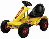 A competência elétrica dos miúdos vai Kart com de controle remoto