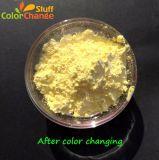 入れ墨のステッカーのための黄色い紫外線敏感な顔料