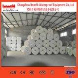 Couvre-tapis de polyester de Spunbond pour la membrane imperméable à l'eau de bitume de Sbs $$etAPP