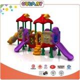 Matériel extérieur de cour de jeu de qualité, jouets en plastique