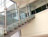 Polished столб поручня балюстрады лестницы нержавеющей стали