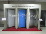 X線の放射線防護の鉛のドア