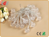 Decorative IP65 Waterdrop LED Light Waterproof LED Holiday String Light for Wedding