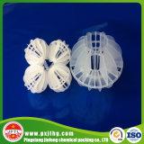 Esfera oca poliédrica plástica da esfera plástica de pouco peso