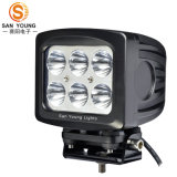 Offroad 트랙터 LED 모는 빛을%s 램프를 모는 10-30V LED