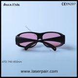 740 - 850nm Od 5+ & 780 - защитных стекол лазера 830nm Od 6+ от Laserpair
