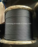 Ascenseur Steel Wire Rope 8*19s+FC