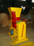Eco Brava plus de Hand Met elkaar verbindende Machine van de Baksteen