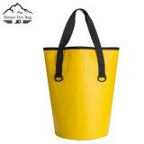 Cubeta dobrável impermeável do saco seco da bolsa da alta qualidade Multifunctional por atacado