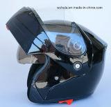 オートバイのヘルメットCascoの上の安いフリップ