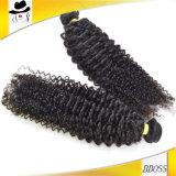 Полные человеческие волосы бразильянина Remy 9A выдвижения волос надкожицы