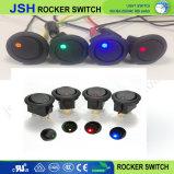 Auto-Selbstboots-runder Schalthebel AN/AUS-Toggle-Spst Schalter DES LED-PUNKT Licht-12V