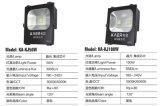 Indicatore luminoso di inondazione di illuminazione 100W IP65 LED della lega di alluminio LED