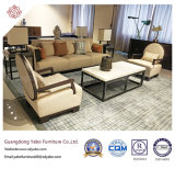 Kundenspezifische Hotel-Möbel mit modernem Wohnzimmer-Sofa (6130)