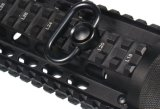 누름단추식 전쟁 Qd 새총 회전대 마운트 1.25 인치 루프