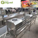 Mini piccola linea di produzione di frittura fritta Non-Fritta automatica del distributore automatico delle tagliatelle della tagliatella istante di Gyc