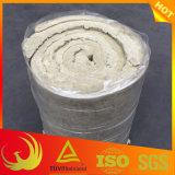 Feuerfeste Isolierungs-Felsen-Wolle-Zudecke für großformatiges Rohr und Becken