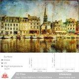 Achtergrond van de Kunst van de Ceramiektegel 3D voor Bouwmateriaal (VPA6A818, 1200X1800mm, 1800X2400mm)
