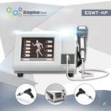 De draagbare Fysiotherapie van de Machine van de Schokgolf Extracorporeal voor de Pijn van het Lichaam