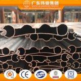 Profilo di alluminio della fabbrica di Dali per il portello di rotolamento