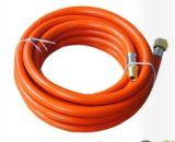 아프리카를 위한 PVC에 의하여 강화되는 가스 호스 관