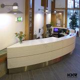 Kkrの固体表面のフロント半透明な棒カウンタートップ
