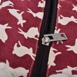Мешок плеча хозяйственной сумки мешка пляжа мешка Tote холстины женщин