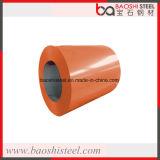 Alta bobina d'acciaio galvanizzata preverniciata a pulizia automatica impermeabile (PPGI)