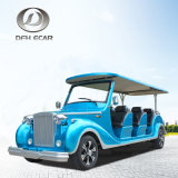Un Ce delle 6 sedi approva l'automobile elettrica del classico dell'annata del carrello di golf