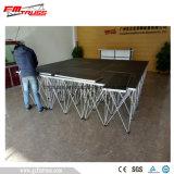 Гуанчжоу этапе из алюминиевого сплава с поставщиками портативных этапе