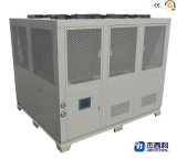 111.9 Usrt/60Hz Cooling Capacity Air Cooled Screw Chiller Industrial Toilets Cooling Machine