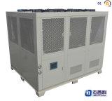111.9 Máquina industrial refrescada aire de enfriamiento de la refrigeración por agua del refrigerador del tornillo de la capacidad de Usrt/60Hz
