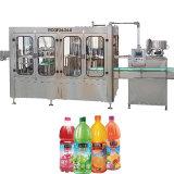 Bouteille de boisson de jus d'usine de remplissage