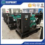 генератор энергии двигателя дизеля 50kw 63kVA звукоизоляционный молчком Cummins