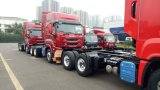 Isuzu 380, 420, 460 HP를 가진 새로운 Giga 트레일러 트럭