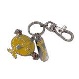 Form-Entwurfs-Qualitäts-Decklack Keychain mit Epoxy-Kleber