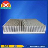 Dissipatore di calore di alluminio di Customerized utilizzato per il convertitore di potere