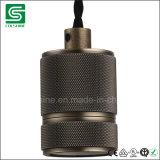 Zoccolo di lampada industriale della lampada di Colshine E27/E26 del supporto dell'annata d'ottone del Edison