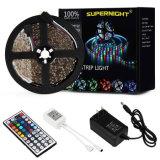 최신 판매 SMD 5050 2835 5630 60 LEDs/M 5m/Roll 12V 유연한 RGBW RGB LED 지구 빛