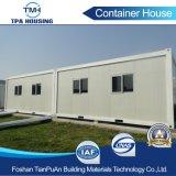L'iso certifica i kit prefabbricati della Camera del contenitore della struttura d'acciaio