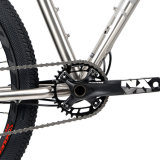 Vitesse de 27,5 pouces 11 vélo Vélo de montagne encadrées en alliage de titane